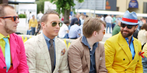 These Ridiculously Overdressed Guys Just Got the ...