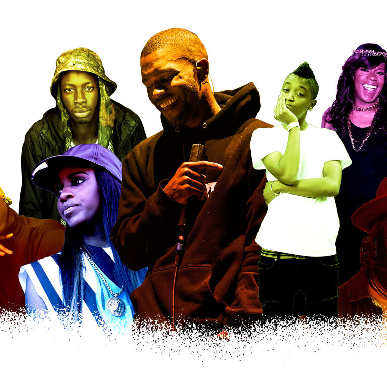 gay and lesbian hip hop artists