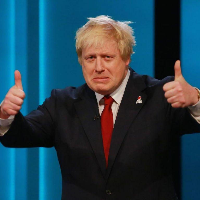 Boris Johnson Speech U...