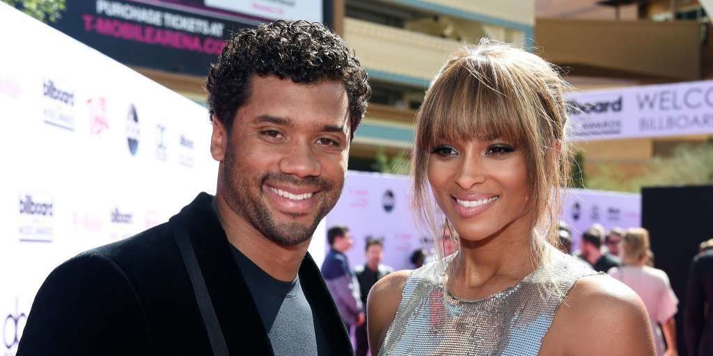 Ciara is Concerned Her Ex-Boyfriend Future Might Hurt Russell Wilson