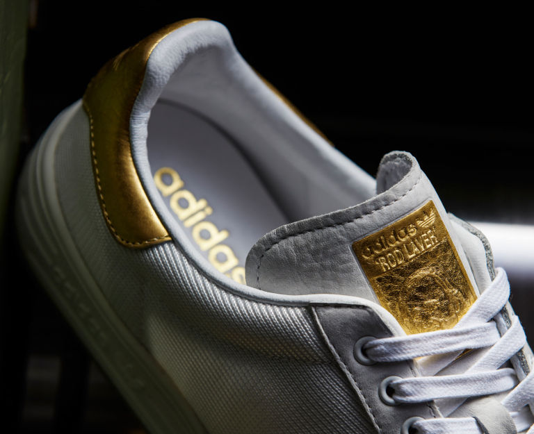 Stan Smith Gold Leaf