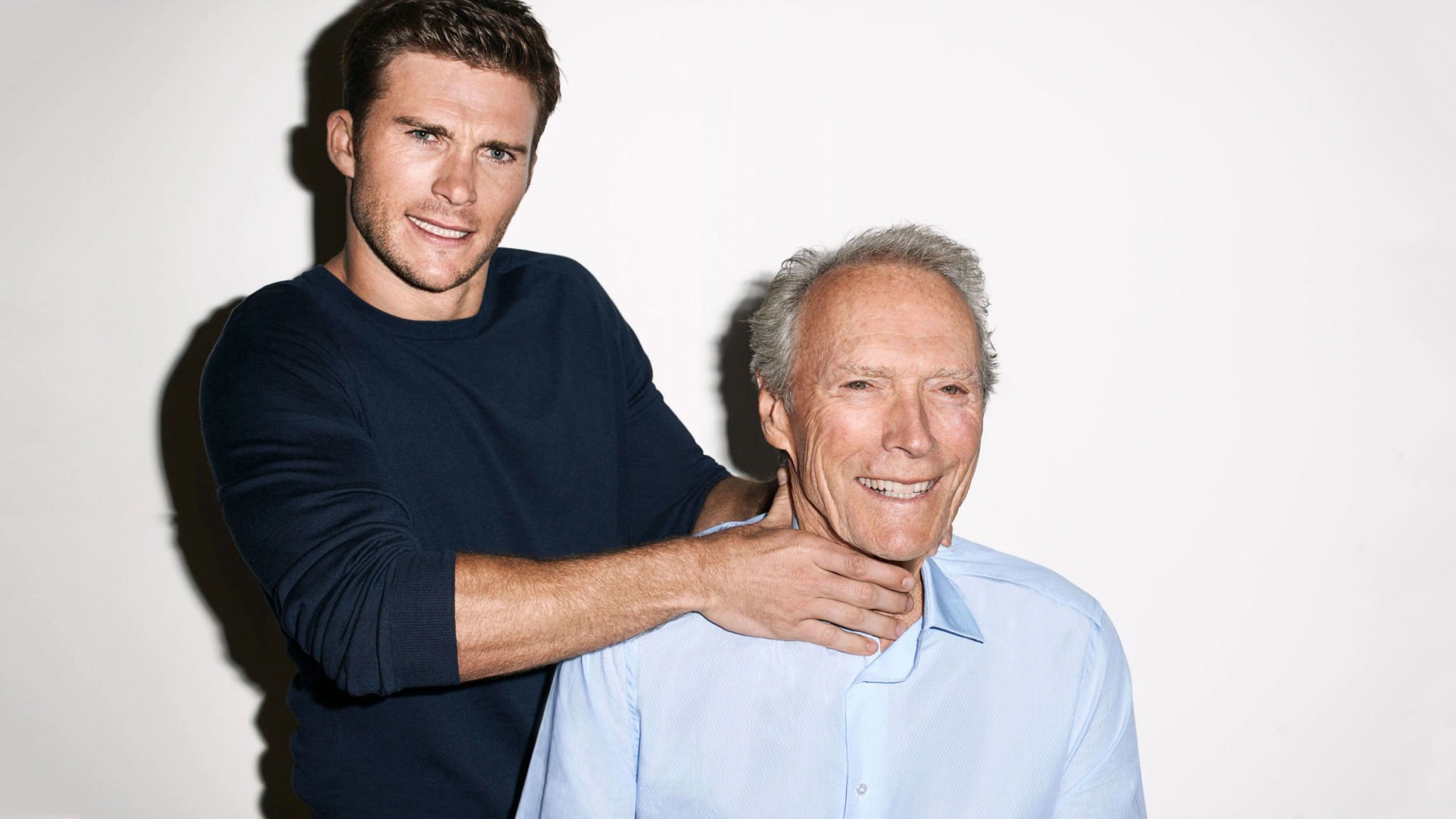 clint and scott eastwood no holds barred in their first interview clint and scott eastwood no holds barred in their first interview together