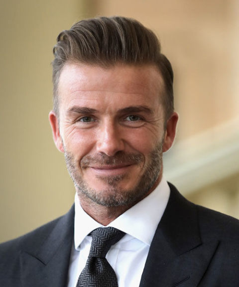 Celebrity Hairstyles 2018 David Beckham Hairstyle Haircut Fashion