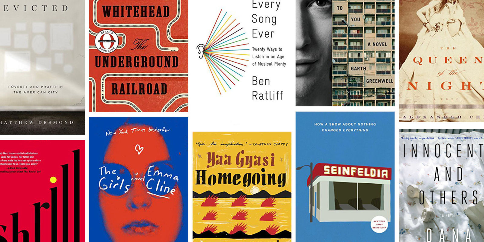 25 Best Books to Read 2016 – New and Notable Good Books to ...