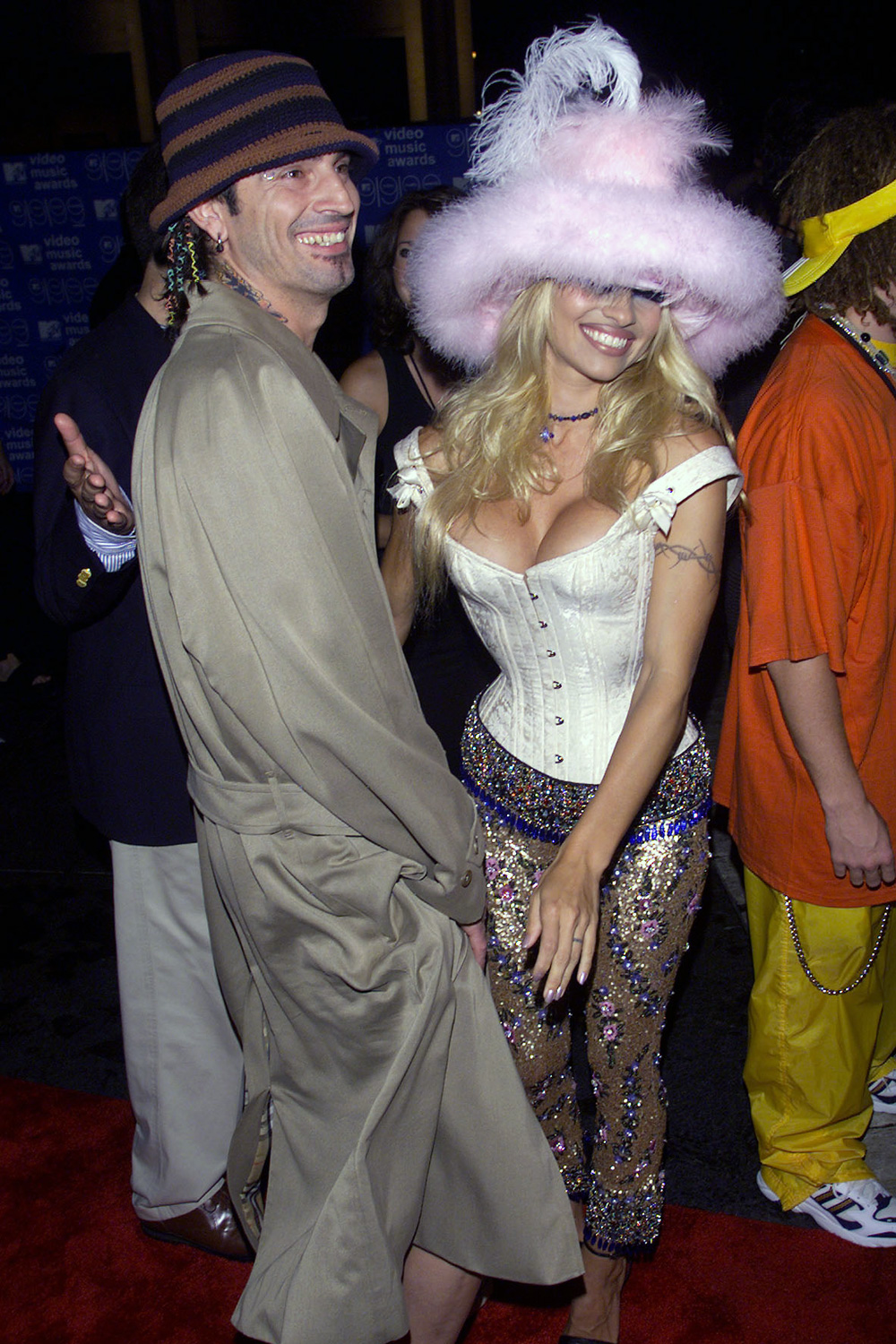 Pamela Anderson And Tommy Lee 2013