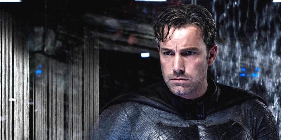 Batman actor Ben Affleck
