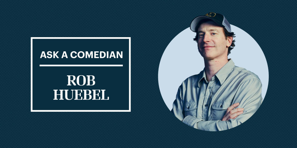 rob huebel archer