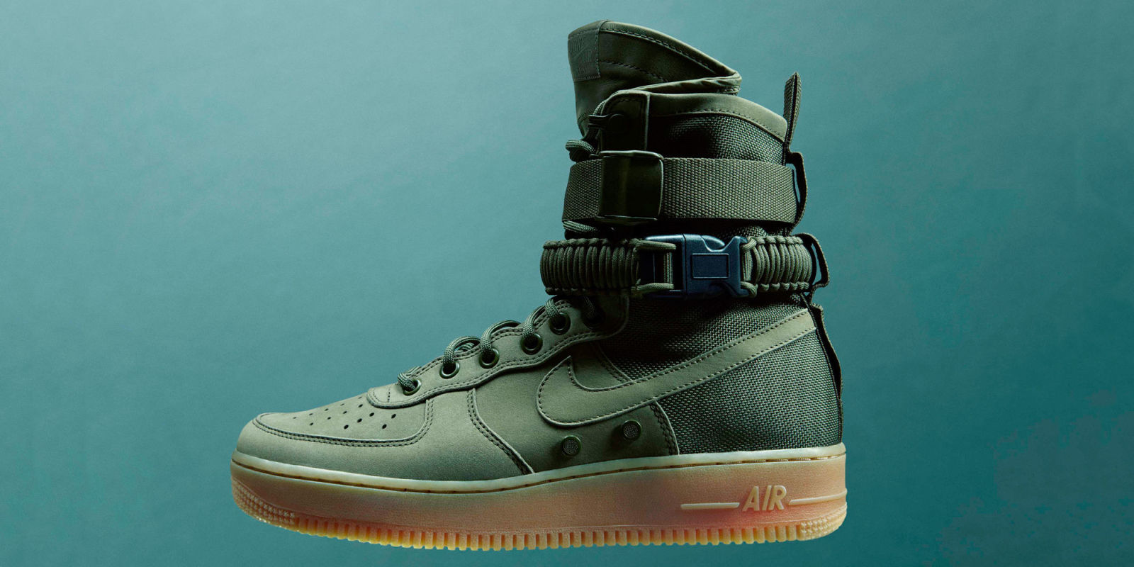 high top nike air force 1 new military time