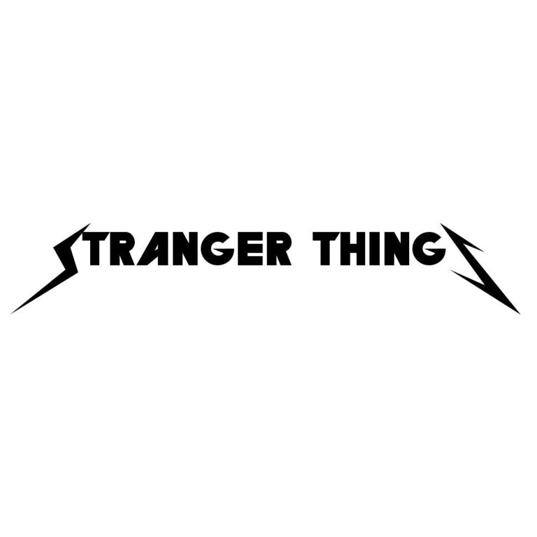 Metallica Font Generator: Write Your Name in the Metal Band's Font