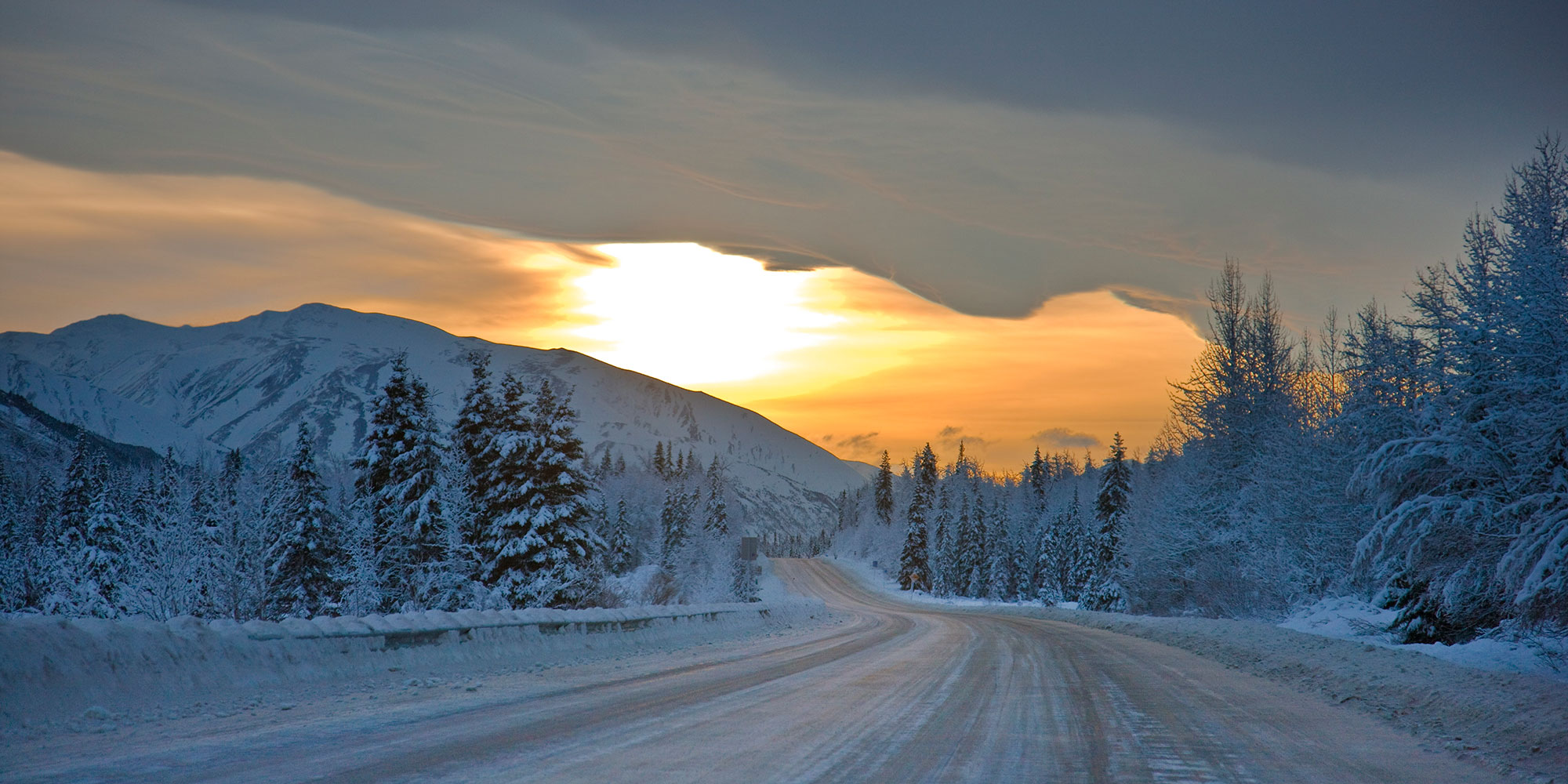 50 Most Scenic Drives Across the Country