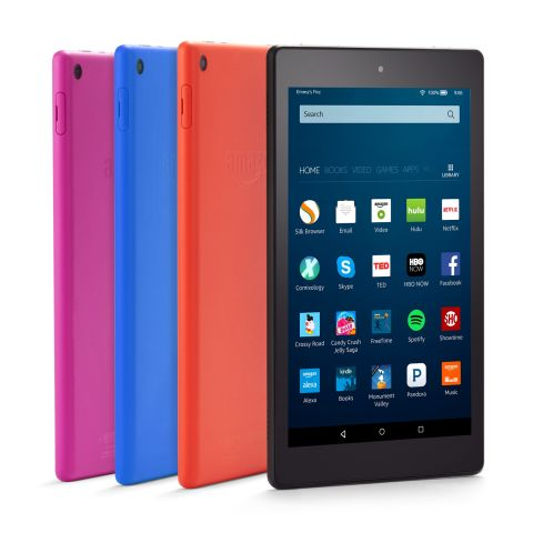 Amazon Fire HD 8 Tablet