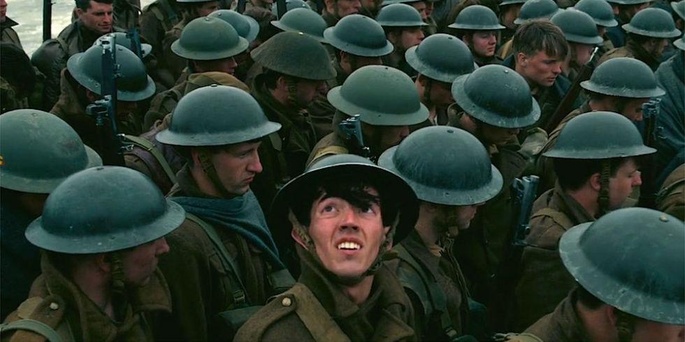 Watch the First Trailer For Christopher Nolan's 'Dunkirk' - Watch ...