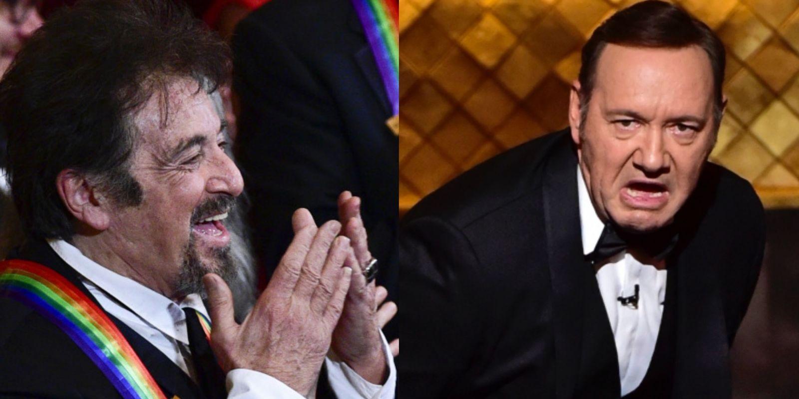 Kevin Spacey Al Pacino...