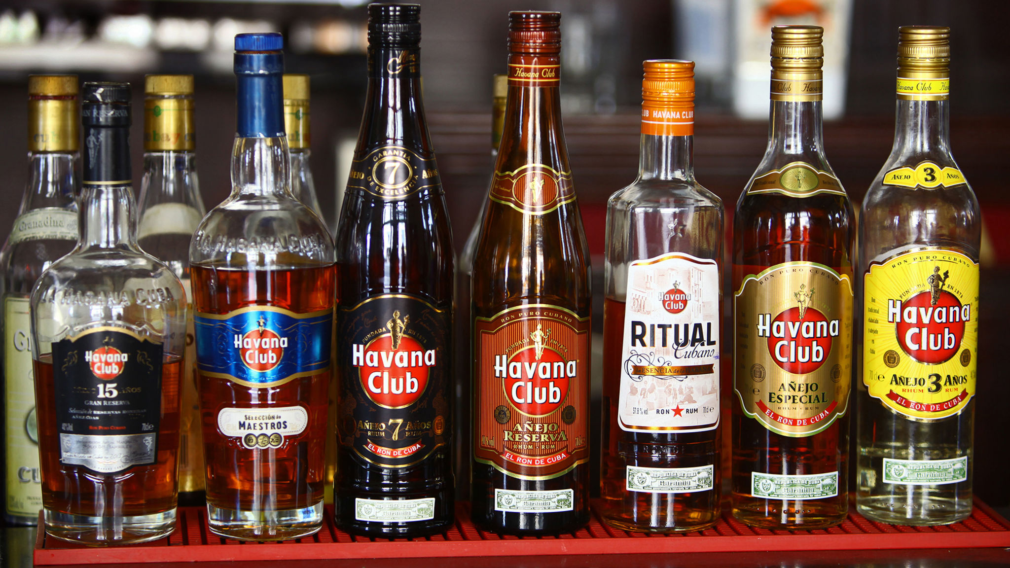 Drinks To Make With Aged Rum