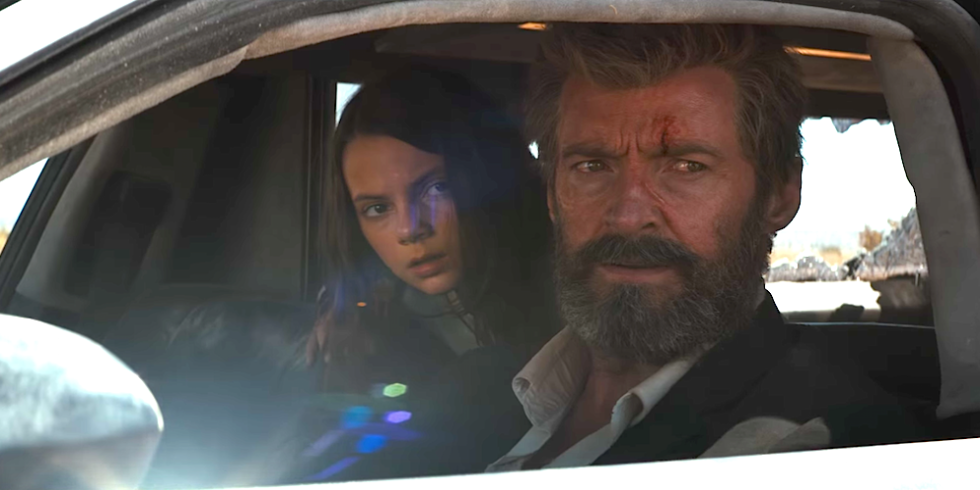 New Wolverine Movie Trailer - Logan Looks Like the First Great ...