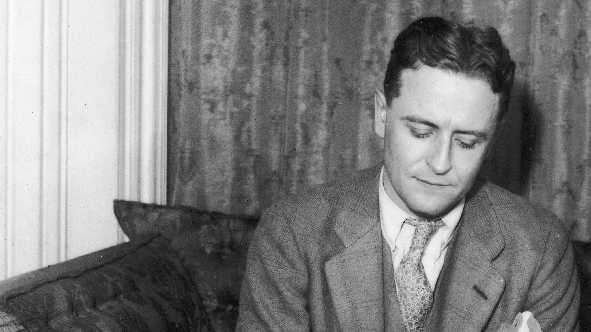 the crack up by f scott fitzgerald the crack up