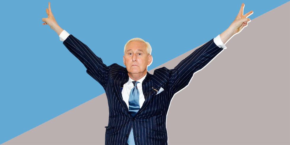 Roger Stone, Behind Enemy Lines Radio