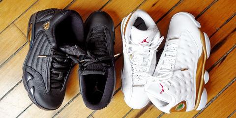 Michael Jordan Selling Shoes At Walmart