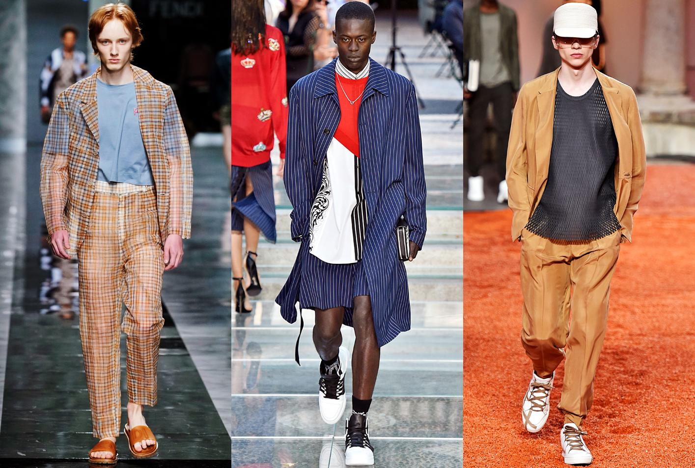 Milan Men S Fashion Went Wrong