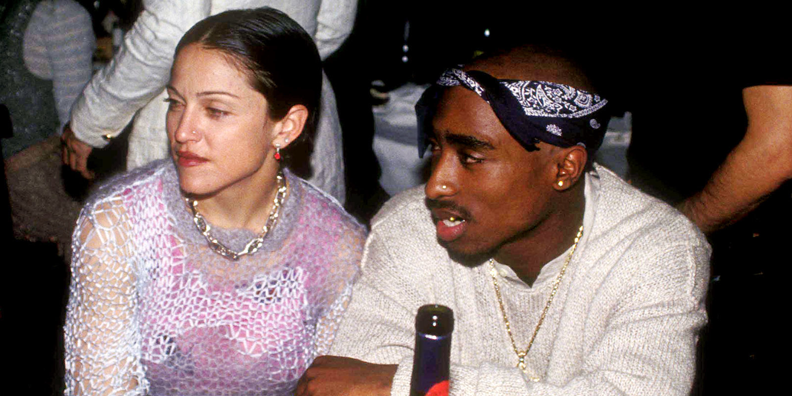 Tupac Madonna Relationship Letter