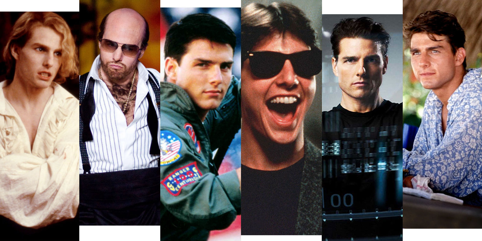 Tom Cruise's Best Film Roles