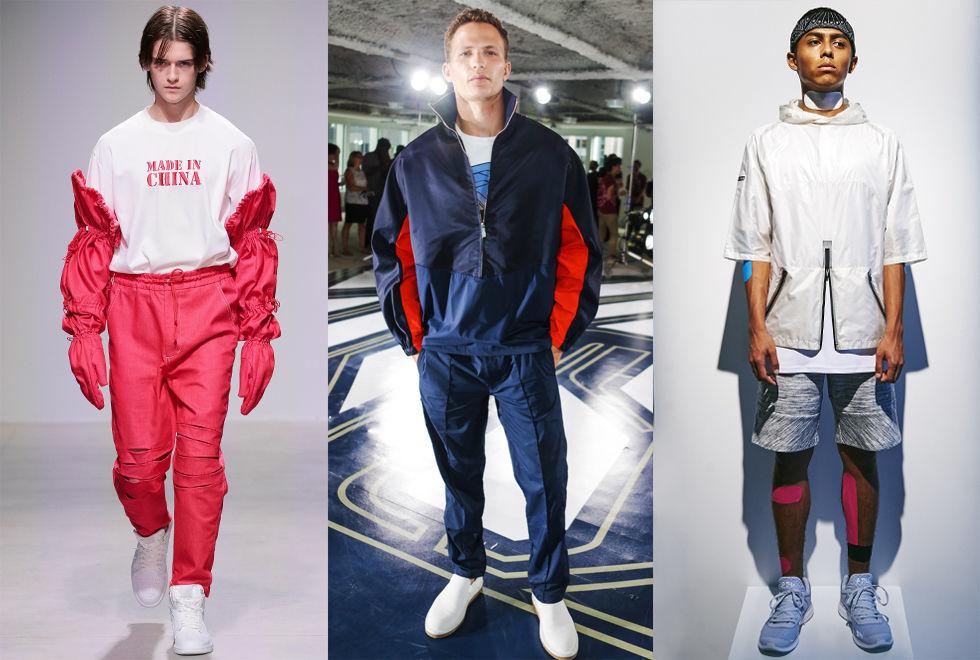 7 Tren Fashion Pria Terkini Pekan Mode New York Ss 2018