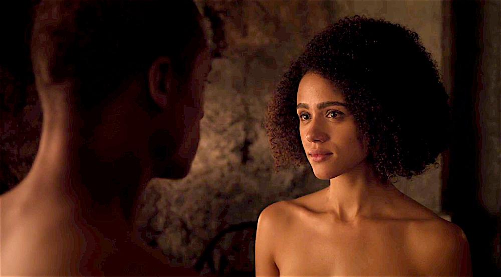 Game of Thrones Season 7 Sex Scene - Grey Worm, Missandei