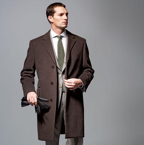 Best Men's Coat - Joseph Abboud Winter Coat