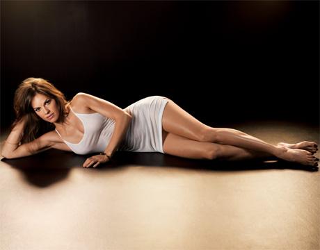 Hilary Swank : million dollar sexy - Publicfr