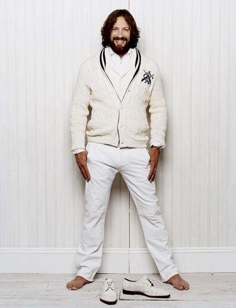 All White Sean Carter Shoes
