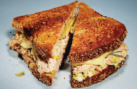 Tuna Melt Recipe
