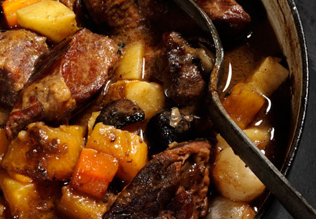 What is a simple beef stew recipie?