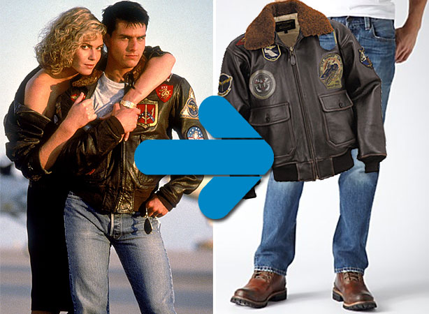 Top Gun 2 Movie News - The Top Gun 2 Wardrobe Upgrade