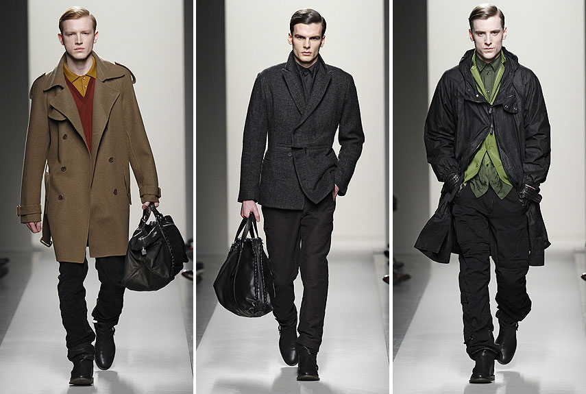 Men's Fall Collections 2011 - Best Men's Fall Clothing 2011