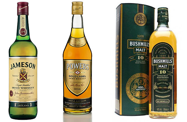 Best irish whiskeys what to drink on st patrick 39 s day for Most popular whiskey drinks
