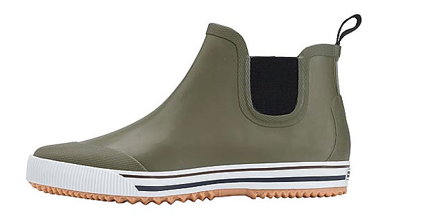 Tretorn Rubber Ankle Boot - Tretorn Ankle Rain Boots