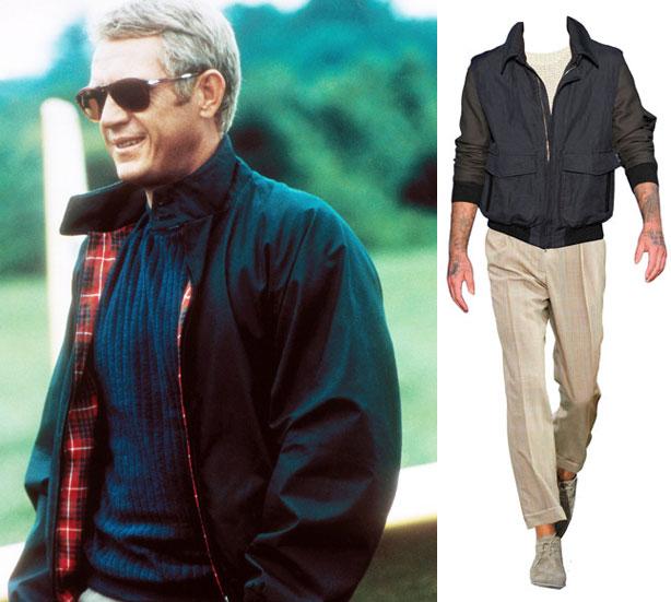 Steve McQueen Clothes - Best Steve McQueen Style