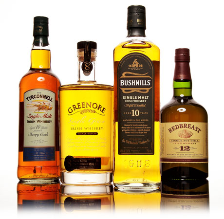 Best irish whiskey underrated irish whiskey brands and for Most popular whiskey drinks
