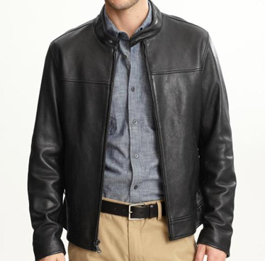 Best Men's Black Leather Jackets
