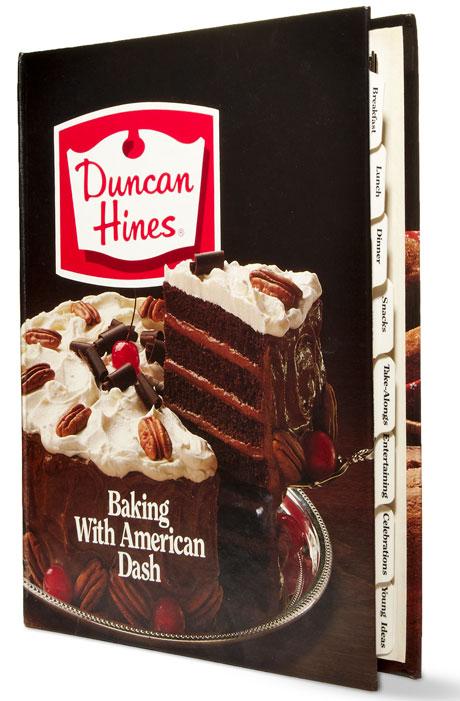 Duncan Hines Cake Recipe Book