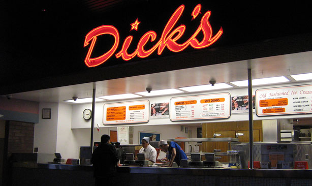 dick s drive ins