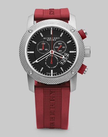 - Rubber Strap Watches