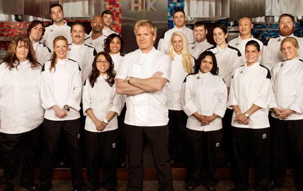 Hell's Kitchen Season 10 Review - John Mariani on Gordon ...