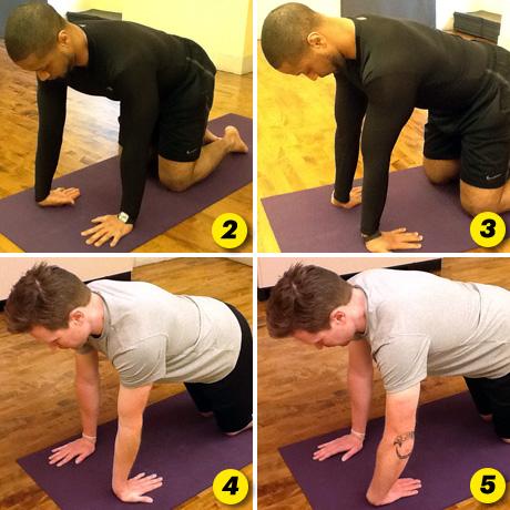 Yoga For Men Beginners Poses