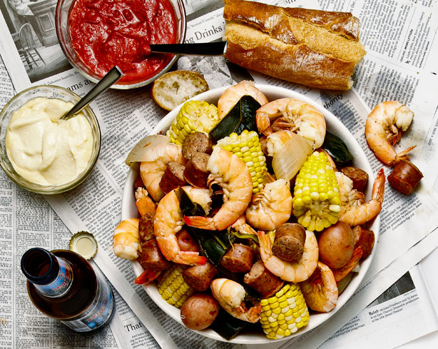Frogmore Stew Recipe - Easy One Pot Summer Recipe