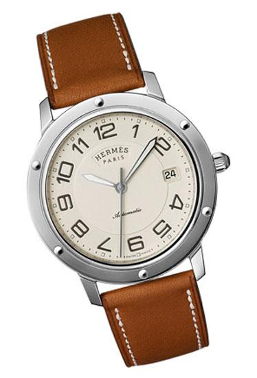 If she gets a Birkin, you deserve this.Clipper ($3,900) by Hermès, hermes.com