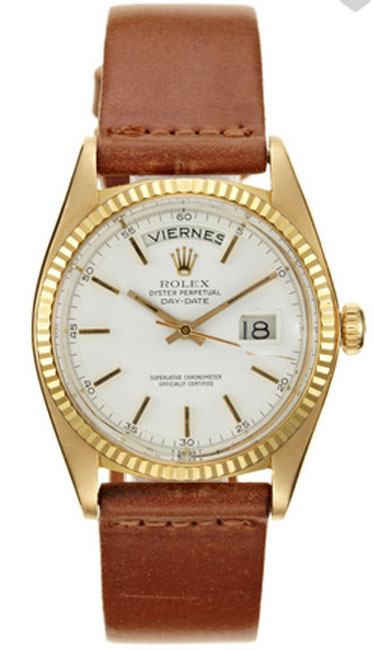 Now that the online retailer Park & Bond has gotten into selling old timepieces, allow us to remind you: This is an excellent deal. President ($5,900) by Rolex, parkandbond.com