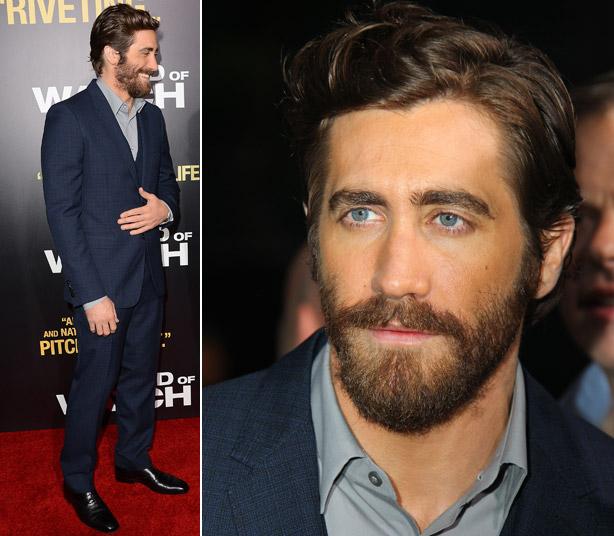 jake gyllenhaal beard - photo #36