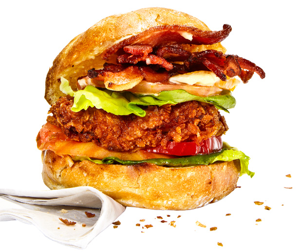 BLT Sandwich With Schnitzel - How to Build the Best ...