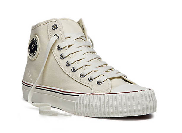 How to wear pf flyers with jeans